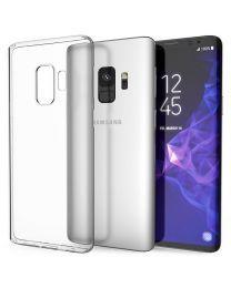 Carcasa Samsung Galaxy S9, Silicon Ultraslim, Transparent Samsung Galaxy S9, Galaxies, Electronics, Phone, Telephone, Phones, Mobile Phones, Consumer Electronics