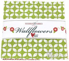 Wallflowers Charm Pack from Missouri Star Quilt Co