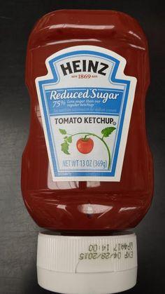 GRATIS ab CHF 100.-- Wareneinkauf: 1 Flasche HEINZ Reduced Sugar Tomato Ketchup (low carb)