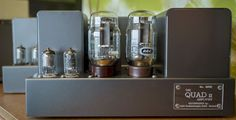 quad esl 57 - Hľadať Googlom High End Audio, Vacuum Tube, Audiophile, Esl, Quad, Retro, Warm, Vintage, Projects