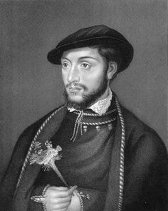 John Dudley, Ist Duke of Northumberland (1504-1553). Father of Guilford Dudley and Robert Dudley. Guilford and John are executed after the plot to put Jane Grey on the throne. Robert is reinstated by Mary I after fighting in forces led by Philip II, and he goes on to be Elizabeth I's favourite.