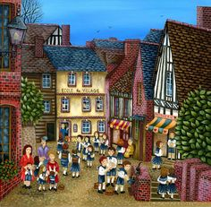 Fourth World Festival Of Naive Art - Art of the day