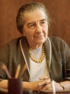 Imperador do Mundo: MULHERES FANTÁSTICAS: Golda Meir                                                                                                                                                                                 Mais