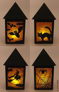 Halloween-Laterne The post Halloween-Laterne appeared first on Halloween Decorations.The post Halloween-Laterne & Halloween Decorations appeared first on Dekoration. Theme Halloween, Halloween Crafts For Kids, Diy Halloween Decorations, Holidays Halloween, Spooky Halloween, Fall Crafts, Halloween Games, Halloween Art Projects, Halloween Costumes