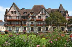 Cabourg en Normandie