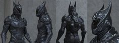 ArtStation - Realtime Batman (space redesign), Andy Brüning
