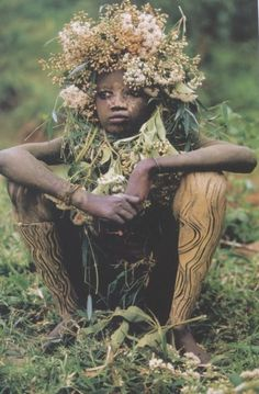 Previous pin said this was a person from the Omo tribe in Ethiopia