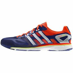 new arrival dfeda d8193 Mens Adizero Adios Boost Shoes, Hero Ink  Infrared  Metallic Silver,  zoom Adidas