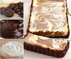 Choclolate Ripple Cheesecake