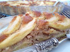 Tarta de manzana y almendra (sin gluten)
