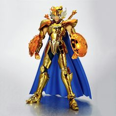 ==> [Free Shipping] Buy Best Anime Saint Seiya Gold Saint Libra Dohko Action Figures EX 2.0 Cloth Myth Metal Armor Collectible Model Toys With Joint Box Online with LOWEST Price   32807224895