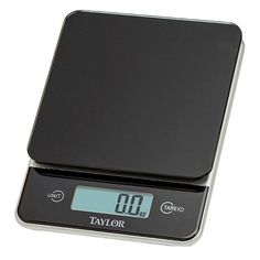 Food Scale Acid or Alkaline? Cooking Gadgets, Kitchen Gadgets, Kitchen Stuff, Kitchen Tools, Measuring Scale, Digital Food Scale, Vacuum Flask, Baking Supplies, Better Homes