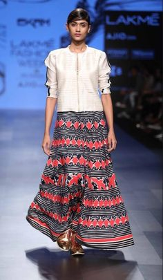 Ekam - Lakme Fashion Week - SR 17 - 8