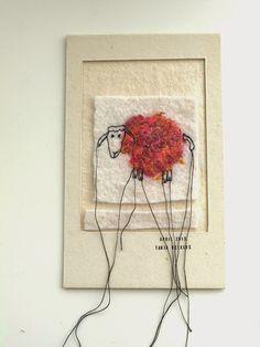 Een blog over vilt, borduren, tentoonstellingen, mijn eigen werk en inspiratie.