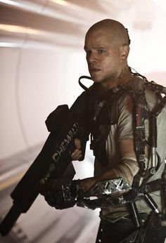 Elysium with Matt Damon is on top of our most wanted list