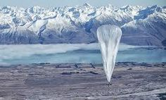 """Google has launched 30 balloons above New Zealand to bring internet to remote areas. """"This is the first time we've launched this many balloons (30 this week, in fact) and tried to connect to this many receivers on the ground, and we're going to learn a lot that will help us improve our technology and balloon design,"""" Mike Cassidy, head of Project Loon, wrote in a blog post."""