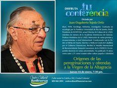 Armario de Noticias: Dagoberto Tejeda dictará conferencia sobre peregri...