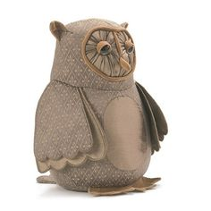 Save up to on our extensive Discount Designer Home & garden range. Limited time sale, order today to avoid disappointment. Nocturne, Owl Doorstop, Owl Who, Chicken Pattern, Animal Totems, Funny Design, Fabric Patterns, Fabric Design, Leather Backpack