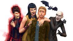 Grufti-Erweiterung - Vampire bei den Sims!