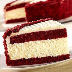 Торт Красный бархат - фото