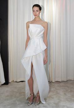 J Mendel Wedding Dress | blog.theknot.com
