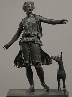 World's Most Expensive Antiquity The Bronze Figure of Artemis and the Stag, sold for $ 28,6 Million. We can create with the best materials the authentic replica.The price starts at $89,500 more information send us email