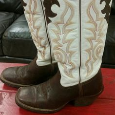 Spotted while shopping on Poshmark: SOLD!!  Tony Lama Cowgirl Boots! #poshmark #fashion #shopping #style #Shoes
