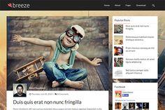 Breeze Changing Blogger Template é um template blogger para blog pessoal e etc. Com layout responsivo, Breeze Changing tem 2 colunas, 1 sidebar direita, 3 colunas de rodapé, menu drop-down flutuante, resumo de postagem leia mais, página de navegação numerada, botões de compartilhamento social, posts relacionados, botão voltar ao topo, locais para posicionar anúncios e muito mais.