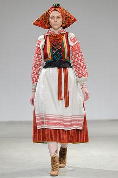 5 главных коллекций Ukrainian Fashion Week, осень-зима 2015, Buro 24/7