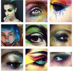 Conoce las propuestas que ya participan en el #Concurso #eyearteexperience y participa antes del 20 de junio subiendo a Instagram la foto de un Facechart realizado por ti con el hashtag #eyeartexperience para ganar una Masterclass privada con Adrián Rux.