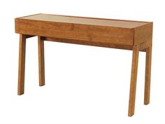 Escrivaninha Ioiô - Caramelo Medidas: 75 (A) X 120 (L) X 41,8 (P) cm Fornecedor: Meu móvel de madeira