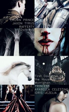 so I've done another one. I just can't help myself. Rafe and Lia aesthetic ♥ The remnant chronicles