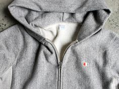 Champion Hooded Parka : STYLE