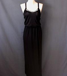 Luce casual con este lindo #vestido en #negro