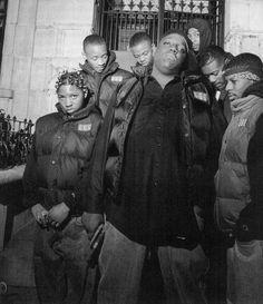 Notorious B.I.G & Junior MAFIA
