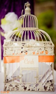 cartitas con deseos en jaulas