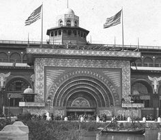 Chicago World's Fair. 1893.