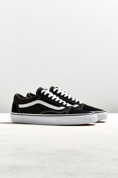 0ae06a8973742e Vans Old Skool Sneaker. Cotton canvas upper with soft suede overlays  features contrast logo detailing at the sides topped with cotton laces and  metal ...