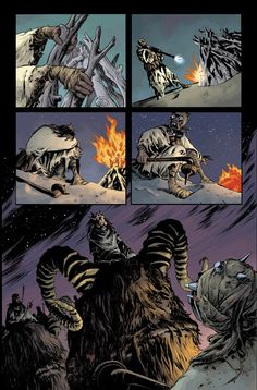 Darth Vader 25 Preview 4 Marvels Darth Vader Comic: A Deeper Look Into the Final…