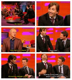 ❦ (gif - click on pic) (From the Graham Norton Show) suns-of-gallifrey
