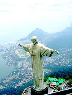 Cristo Redentor, Brazil