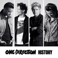 One Direction // History