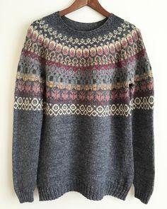 #жаккард #вяжутнетолькобабушки #вязание #knitting #knittersoftheworld #handmade #handknit #strikk #stricken #strikking #рукоделие…