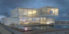 Shavey Zion House Pitsou Kedem architects
