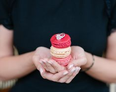 My favorite sweets are macarons, but you probably already know that. What are yours ? Tell me !