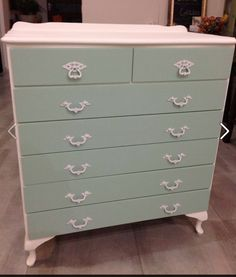 Vintage dresser - by Coastal Cottage