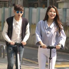 Eric Nam and Solar Visit Dubai for an Overnight Stay in 'We Got Married' | Koogle TV