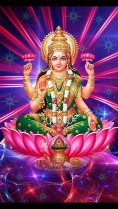Some Jain temples also depict Sri Lakshmi as a goddess of artha (wealth) and kama. Shiva Hindu, Shri Ganesh, Shiva Shakti, Hindu Deities, Hindu Art, Krishna, Lord Shiva Hd Wallpaper, Lord Vishnu Wallpapers, Indian Goddess
