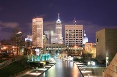 Indianapolis - My City... My Home #Hoosier4Life <3