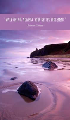 A stunning coastline, a rugged mountain range. there's much more to County Londonderry than just a walled city. Irish Sayings, Irish Quotes, Seamus Heaney, Londonderry, Walled City, Mountain Range, Inspire Others, Northern Ireland, Inspirational Quotes
